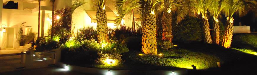 Iluminacion de jardines fotos iluminacion exterior for Iluminacion exterior jardin diseno